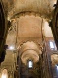 basilica de isidoro ・利昂实际圣・西班牙 免版税库存图片