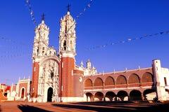 Basilica de IV ocotlan fotografia stock