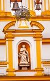Basilica de la Macarena Catholic Church Seville Spain Stock Image