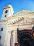 Basilica de Nuestra royalty free stock photography