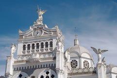 Basilica de Nuestra Señora de Los Angeles Royalty Free Stock Photos