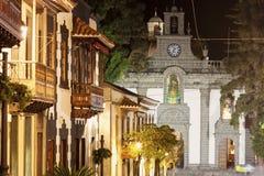 Basilica de Nuestra Señora del Pino in Teror Stock Photography