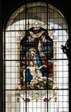 The Basilica de Nuestra Senora de los Angeles (CR) Royalty Free Stock Image