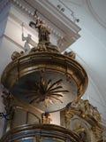 Basilica de Nuestra Senora del Pilar, Buenos Aires, Argentina Immagine Stock Libera da Diritti
