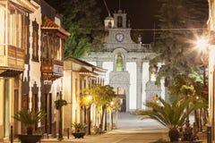 Basilica de Nuestra Senora del Pino in Teror Royalty Free Stock Photography