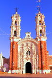 Basilica de ocotlan VI Stock Photography