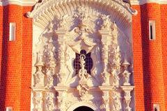 Basilica de ocotlan VII Royalty Free Stock Photography