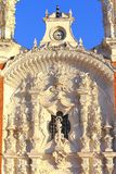Basilica de ocotlan VIII Stock Images
