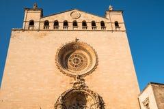 Basilica DE Sant Francesc in Spanje Stock Fotografie