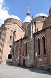 Basilica de Sant Justina Royalty Free Stock Image