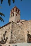 Basilica de Santa Eulalia Royalty Free Stock Photos