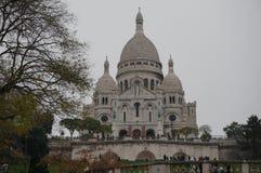 Basilica del cuore sacro Fotografia Stock