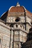 basilica del di fiore玛丽亚・圣诞老人 免版税库存图片