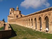 Basilica del Romero Royalty Free Stock Image