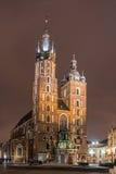 Basilica del ` s di St Mary Immagini Stock Libere da Diritti