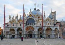 Basilica del San Marco immagine stock