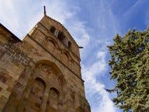 Basilica del san Vicent a Avila Fotografie Stock Libere da Diritti