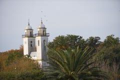 Basilica Del Santisimo Sacramento, Kirche in Uruguay Stockfotografie