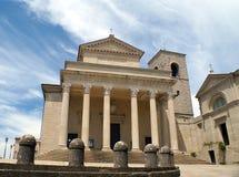 Basilica Del Santo Stockfotos