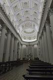 Basilica Del Santo interior, San Marino Royalty Free Stock Image