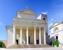 Basilica Del Santo, San Marino,Italy Royalty Free Stock Image