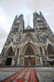 Basilica del Voto Nacional Stock Images