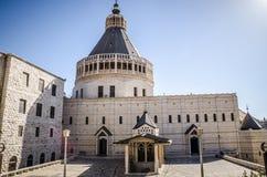 Basilica dell'annuncio Fotografie Stock