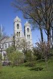 Basilica della cattedrale del cuore sacro Fotografie Stock