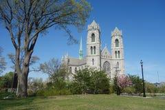 Basilica della cattedrale del cuore sacro Fotografia Stock Libera da Diritti