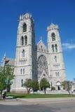 Basilica della cattedrale del cuore sacro Fotografie Stock Libere da Diritti