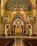 Basilica della cattedrale del Saint Louis Fotografia Stock Libera da Diritti