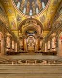 Basilica della cattedrale del Saint Louis Immagini Stock Libere da Diritti