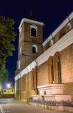 Basilica della cattedrale di Kaunas Fotografia Stock