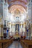 Basilica della cattedrale di Kaunas Fotografia Stock Libera da Diritti