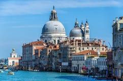 basilica della Di Μαρία santa Βενετία χαιρετ& Στοκ φωτογραφία με δικαίωμα ελεύθερης χρήσης