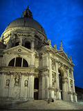 Basilica della Salute – Venice, Italy. The majestic Basilica della Salute, Baldassarre Longhena's Baroque masterpiece, built to commemorate the end of the Royalty Free Stock Photo
