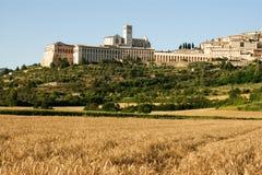 Basilica della st Francis Fotografia Stock Libera da Diritti