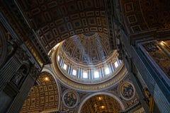 Basilica della st Peter Immagine Stock Libera da Diritti