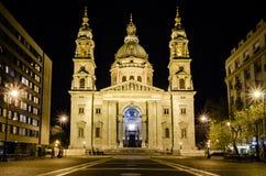 Basilica della st Stephen Fotografia Stock Libera da Diritti