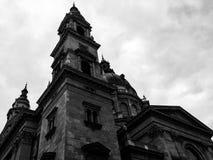 Basilica della st Stephen Fotografia Stock