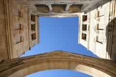 Basilica della trasfigurazione, supporto Tabor, Galilea Immagini Stock