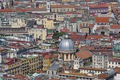 Basilica dello Spirito Santo Naples Stock Images