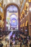 Basilica di Aparecida - santuario nazionale Fotografia Stock Libera da Diritti