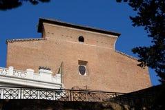 Basilica di Aracoeli a Roma Fotografia Stock