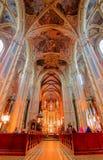 Basilica di Archcathedral del presupposto di vergine Maria benedetto Fotografia Stock