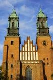 Basilica di Archcathedral della st Peter e della st Paul Fotografia Stock
