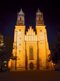 Basilica di Archicathedral della st Peter e della st Paul Fotografia Stock Libera da Diritti