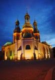 Basilica di Archicathedral della st Peter e della st Paul Immagine Stock Libera da Diritti