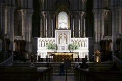Basilica di coeur di Sacre Immagine Stock Libera da Diritti