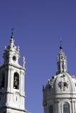 Basilica di Estrela, Lisbona, Portogallo Fotografie Stock Libere da Diritti